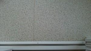 にゃん部屋の床板